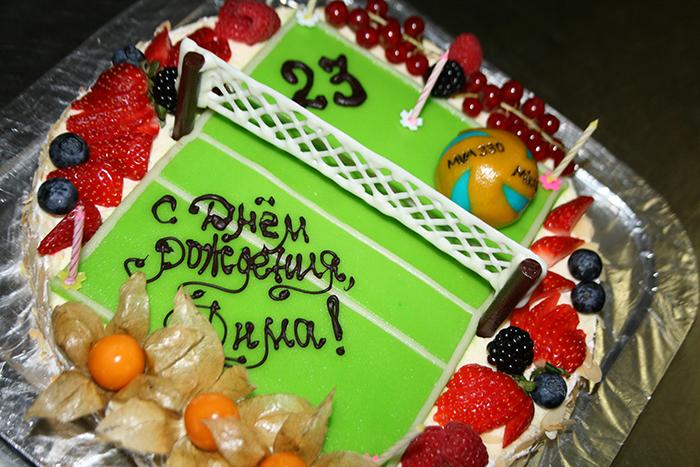 Поздравления с днем рождения по волейболу