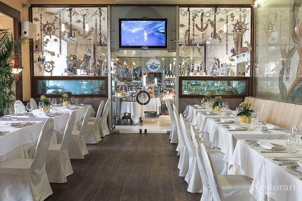 Это рыбный ресторан высочайшего класса, свежая рыба сюда поставляется ежедневно, а повара знают толк в своем деле
