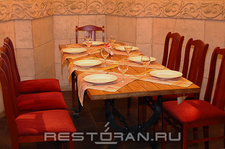 Restaurant Gorniy orel (Mountain eagle) - photo №13