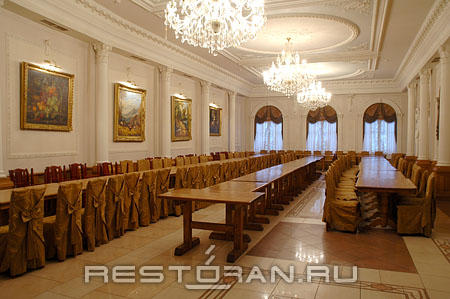 Restaurant Gorniy orel (Mountain eagle) - photo №14