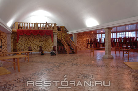 Restaurant Gorniy orel (Mountain eagle) - photo №25