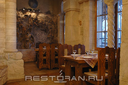 Restaurant Gorniy orel (Mountain eagle) - photo №3