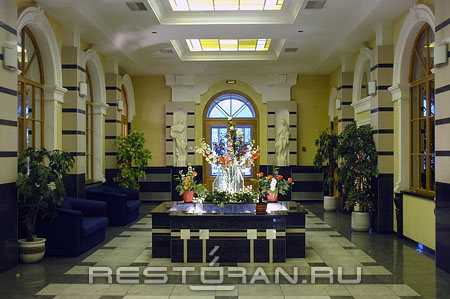 Restaurant Gorniy orel (Mountain eagle) - photo №11