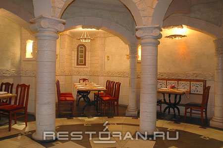 Restaurant Gorniy orel (Mountain eagle) - photo №1