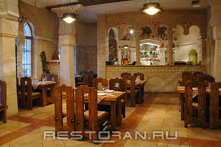 Restaurant Gorniy orel (Mountain eagle) - photo №10