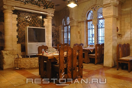 Restaurant Gorniy orel (Mountain eagle) - photo №16
