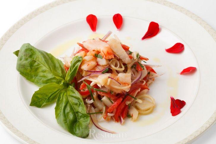 Фотографии салатов от шеф поваров рецепты