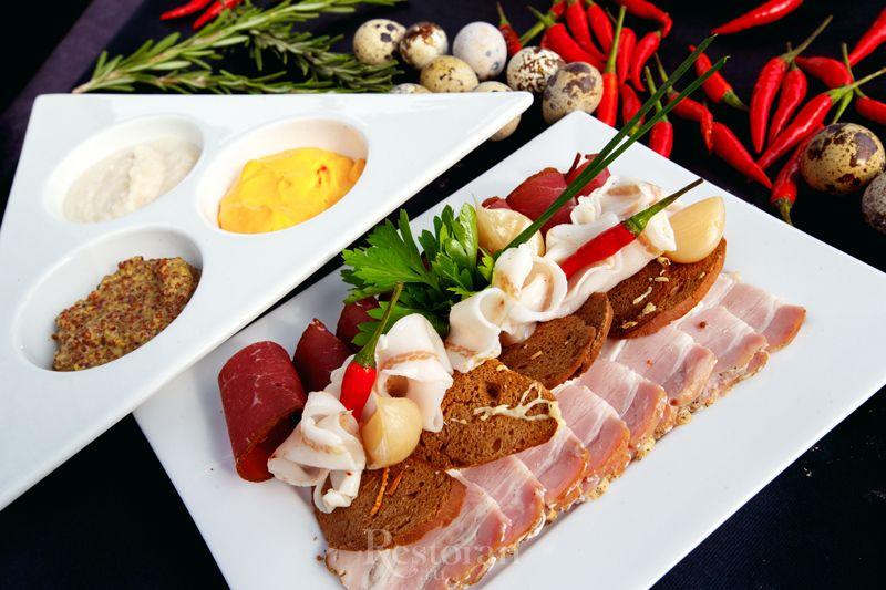 Меню ресторанов москвы с фото блюд салаты