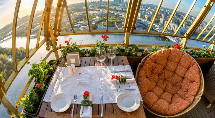 Restaurant Sky Lounge - photo №40