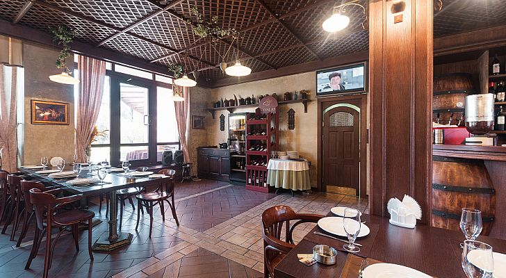 Restaurant Tsarskiy dvor - photo №28