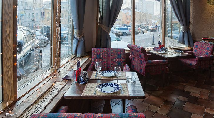 Restaurant The Pavlin-Mavlin Tea House (Bakuninskaya str.) - photo №7