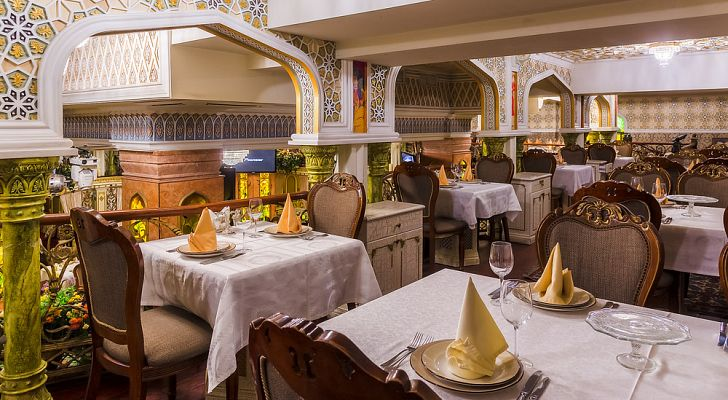 Restaurant Azerbaijan - photo №9