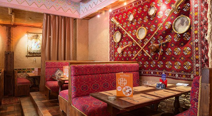 Restaurant The Pavlin-Mavlin Tea House (Bakuninskaya str.) - photo №14