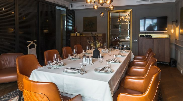 Restaurant Oxus - photo №16