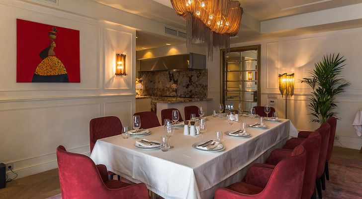 Restaurant Oxus - photo №22