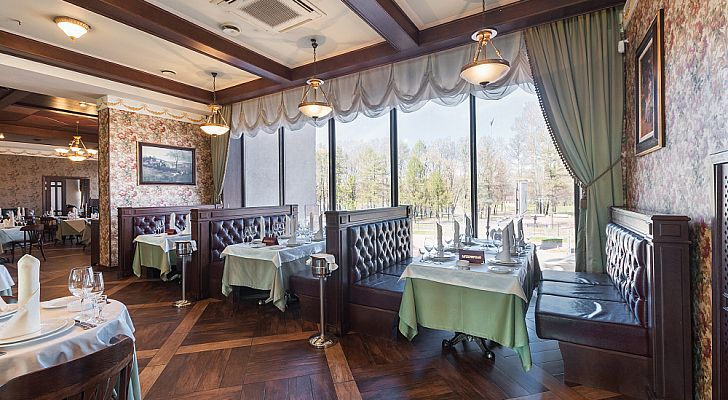 Restaurant Tsarskiy dvor - photo №13