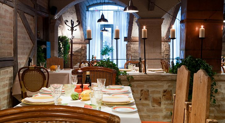 Restaurant Donna Margarita (Lady Margaret) - photo №1