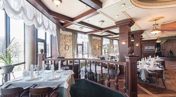 Restaurant Tsarskiy dvor - photo №17