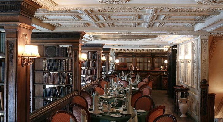 Restaurant Pushkin cafe - photo №12