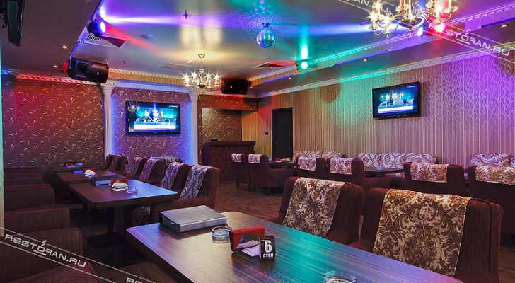 Restaurant MARIUS café-club-karaoke - photo №14