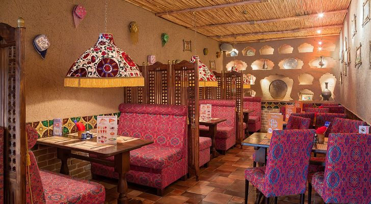 Restaurant The Pavlin-Mavlin Tea House (Bakuninskaya str.) - photo №21