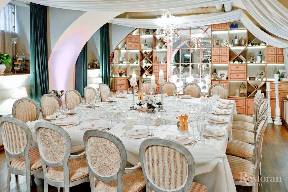 Рестораны спб хорошие и недорогие для юбилея