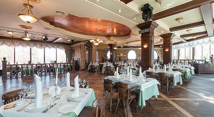 Restaurant Tsarskiy dvor - photo №4
