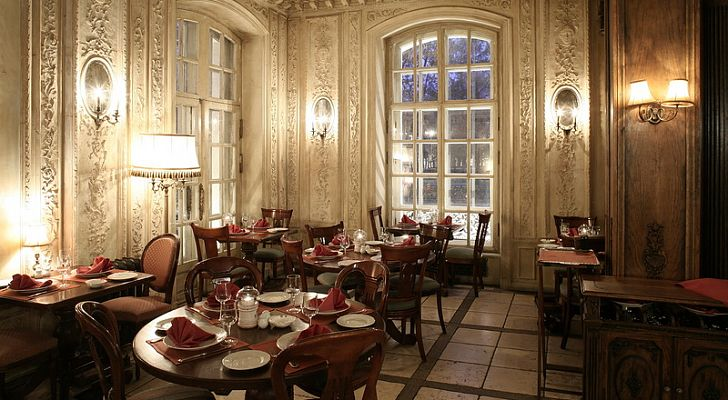 Restaurant Pushkin cafe - photo №1