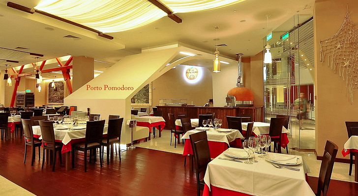 Restaurant Porto Maltese Vegas Crocus City - photo №3