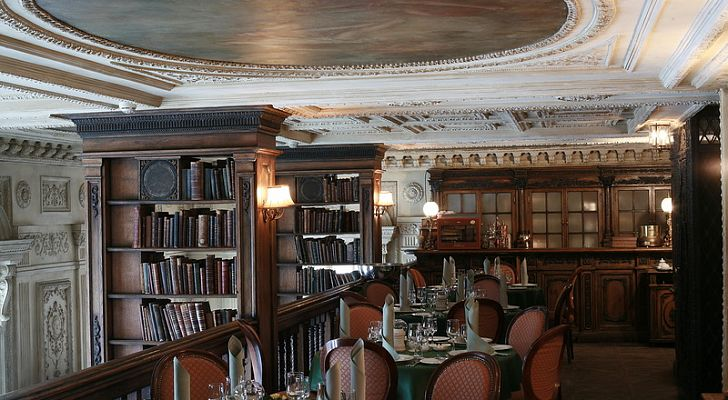 Restaurant Pushkin cafe - photo №13