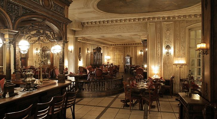 Restaurant Pushkin cafe - photo №8