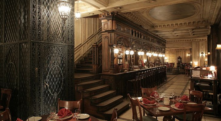 Restaurant Pushkin cafe - photo №10