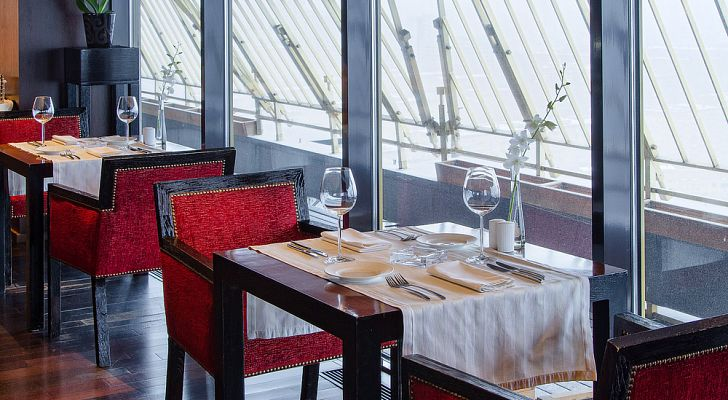 Restaurant Sky Lounge - photo №12