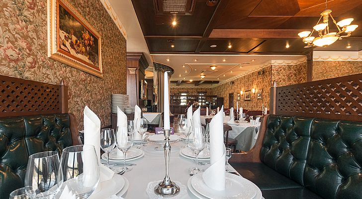 Restaurant Tsarskiy dvor - photo №8