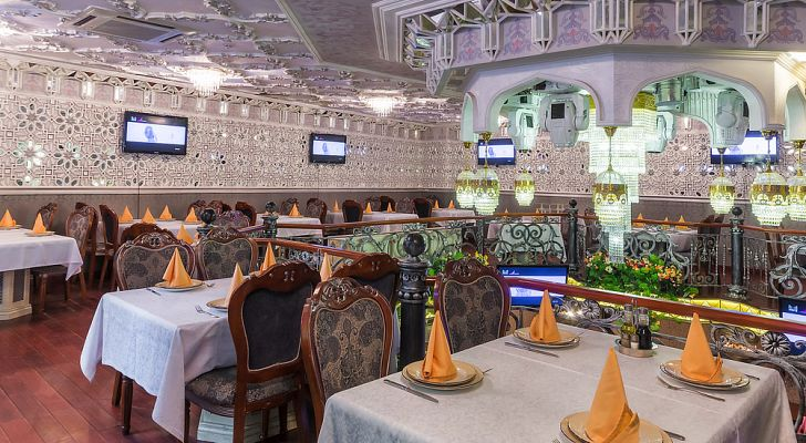 Restaurant Azerbaijan - photo №1