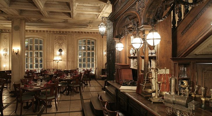Restaurant Pushkin cafe - photo №9