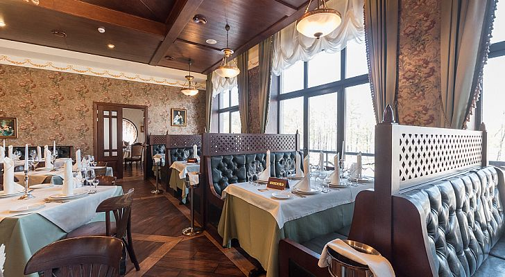 Restaurant Tsarskiy dvor - photo №15