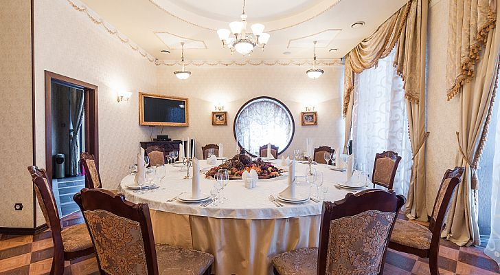 Restaurant Tsarskiy dvor - photo №20