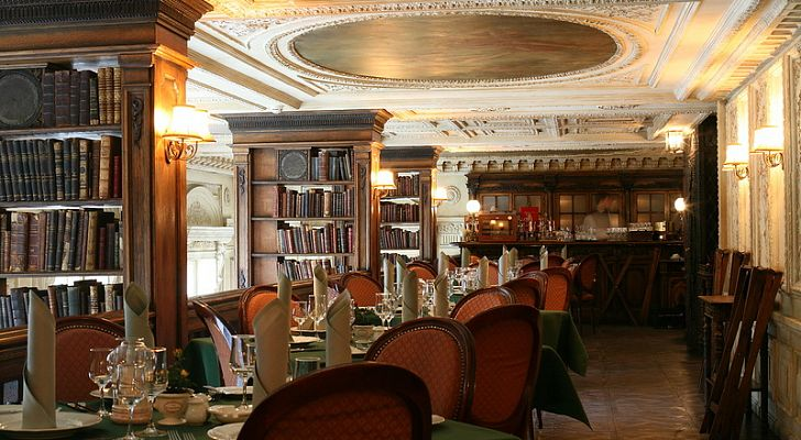Restaurant Pushkin cafe - photo №5