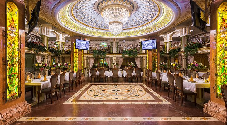 Restaurant Azerbaijan - photo №5